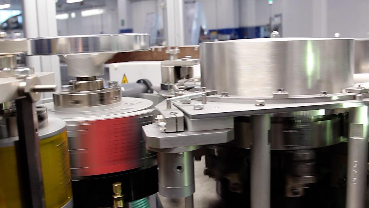 Kahle Syringe Barrel Printing