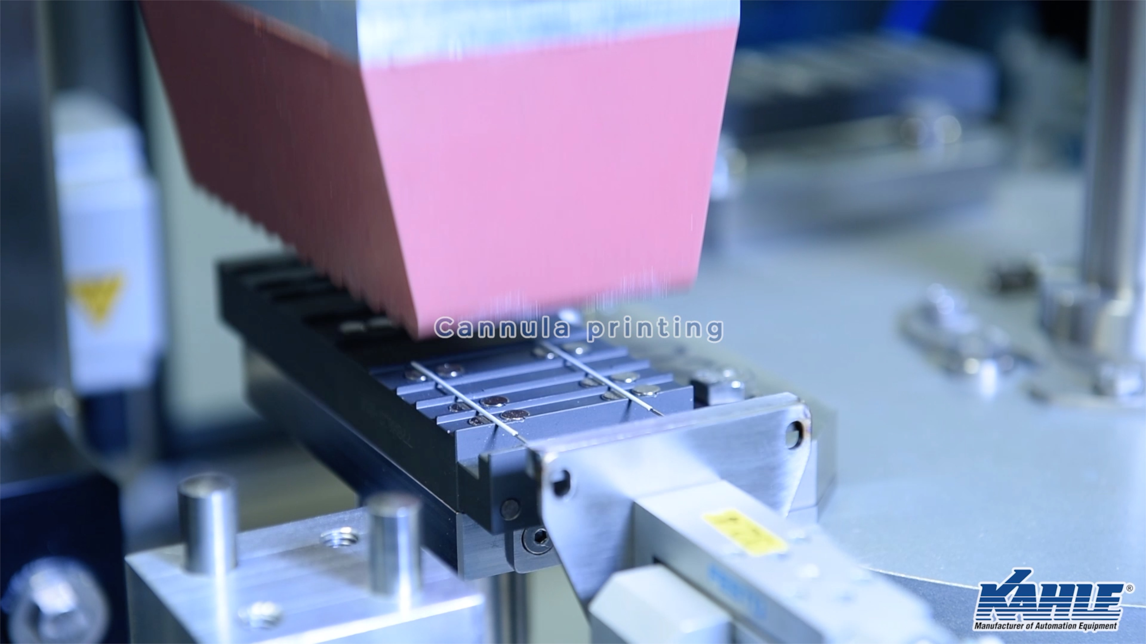 Kahle Cannula Printing
